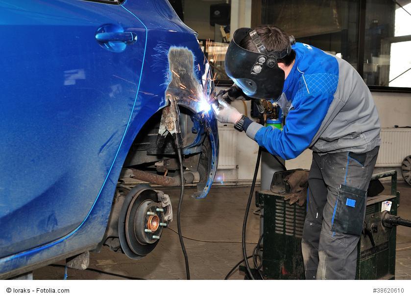 Auto Body Shops >> Schweißen im KFZ-Bereich - Nur mit dem richtigen Equipment