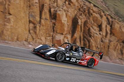 Pikes Peak International Hill Climb: Toyota gewinnt E-Wertung