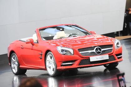 Detroit 2012: Mercedes-Benz will grüne Autos cooler machen