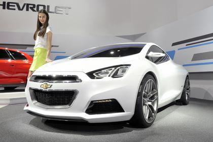 "Genf 2012: Chevys Concept-Cars ""made for next generation"""