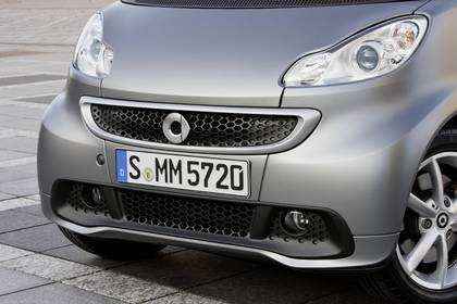2012er-smart-fortwo in neuem Look