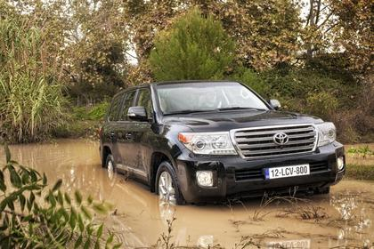 Neuer Toyota Land Cruiser V8 ab 21. April im Handel