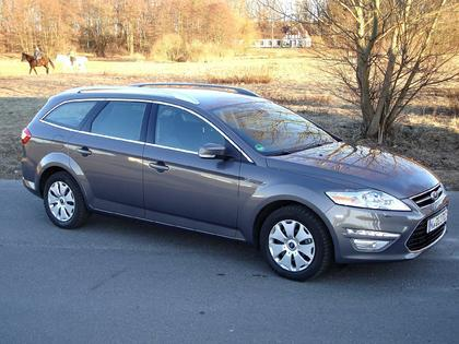 Fahrbericht Ford Mondeo