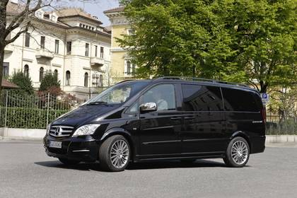 Mercedes Benz Viano Edition 125