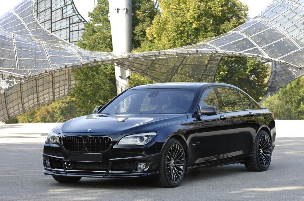 BMW 7er Langversion mit 720 PS